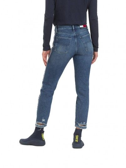 JEANS MULHER TOMMY JEANS