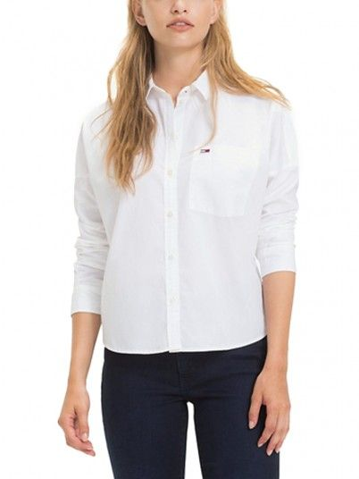 Camisa Mulher Tommy Jeans