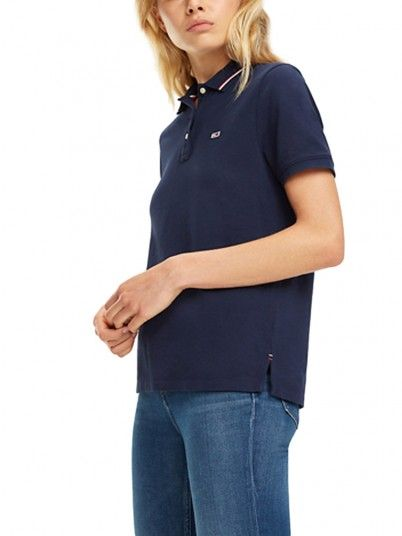 POLO MULHER CLASSICS TOMMY JEANS