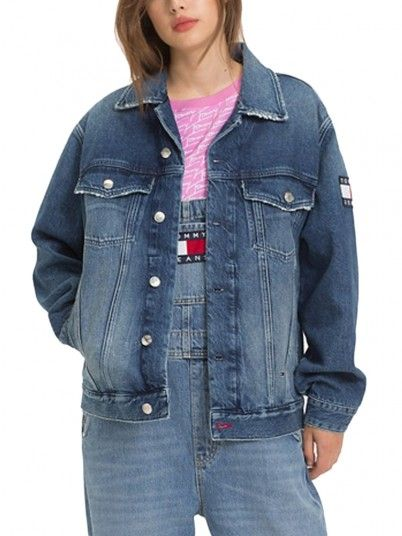 CASACO MULHER TOMMY JEANS