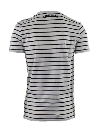 T-Shirt Man White Antony Morato