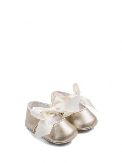 Sapato cerimónia bebé menina recém nascida Mayoral