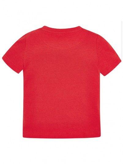 T-shirt desenho menino Mayoral