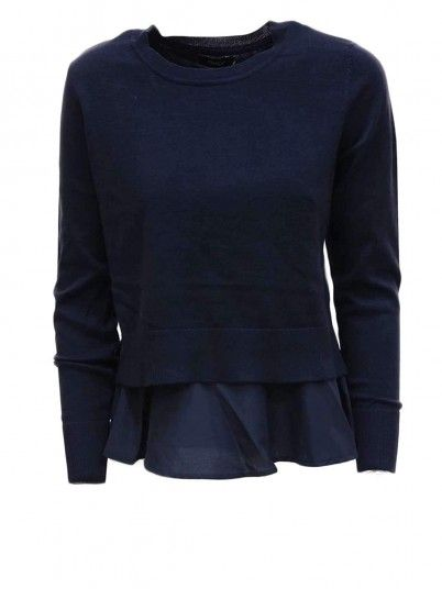 Knitwear Women Navy Blue Only 15170611