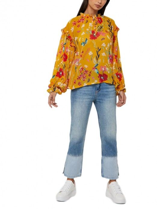 Blusa Mulher Nora Only