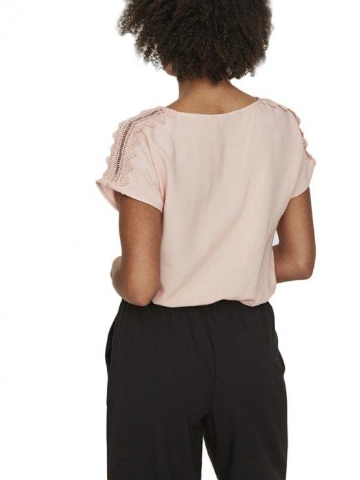 Blusa Mulher Lacey Vero Moda