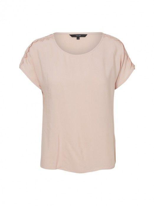 Top Mujer Rosa Vero moda 10194916