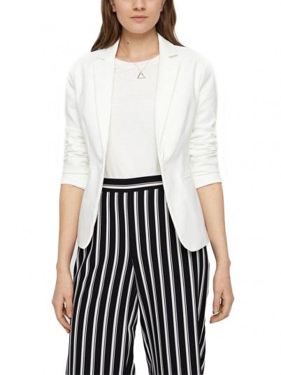 Blazer Mujer Blanco Vero moda 10199385