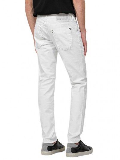 Pants Man White Antony Morato