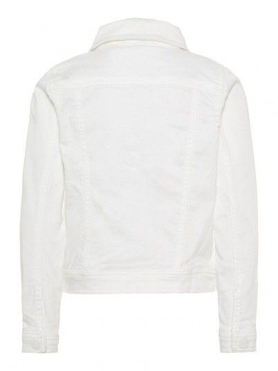 Jacket Girl White Name It