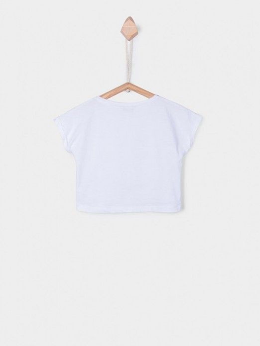 T-Shirt Niña Blanco Tiffosi Kids 10026788