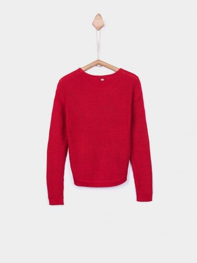 Sweat Niña Rojo Tiffosi Kids 10026823