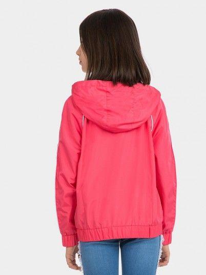 Jacket Girl Rose Tiffosi Kids