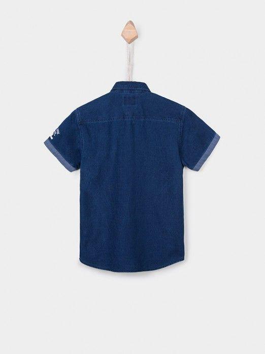 Camisa Menino Hugo Tiffosi