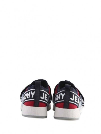 SAPATILHA MULHER FLEXI TOMMY JEANS