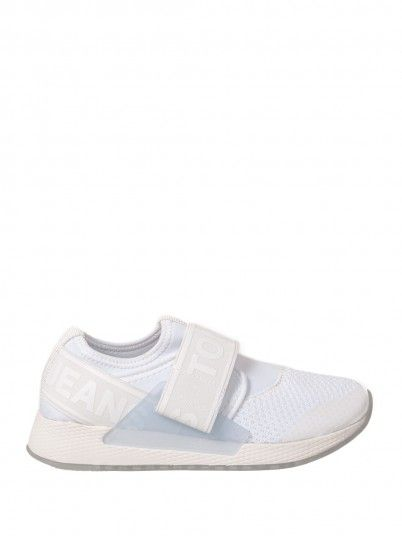 Tenis Mujer Blanco Tommy Jeans