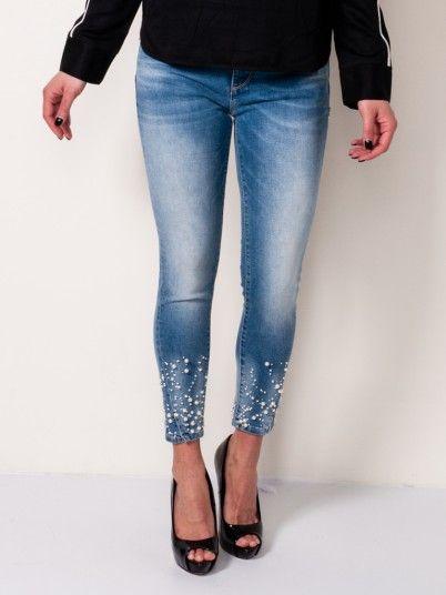 Jeans Women Denim Fracomina FR19SPJBETTY5