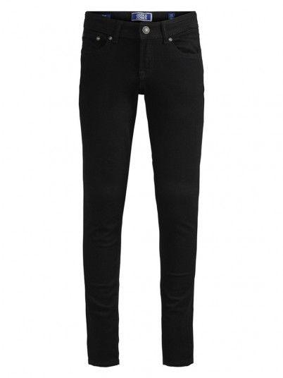 Pantalones Niño Negro Jack & Jones