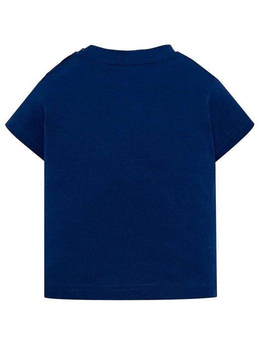 T-Shirt Bebé Niño Azul Marino Mayoral 1023