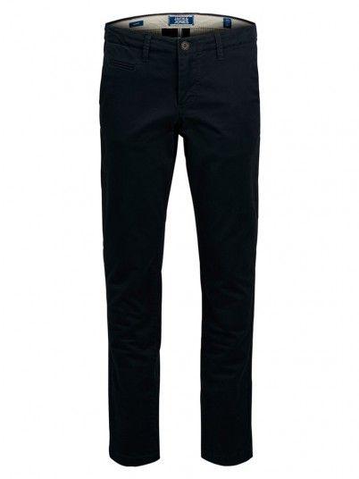 Pantalones Niño Azul Marino Jack & Jones
