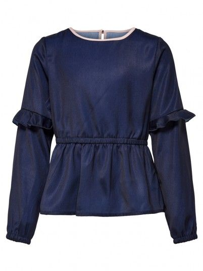 Top Girl Navy Blue Only 15174034