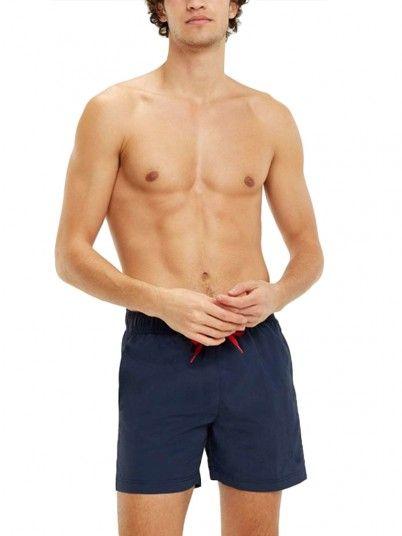 Pantalones cortos Hombre Azul Marino Tommy UM0UM01079