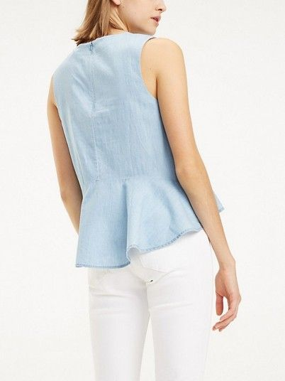 TOP MULHER TOMMY JEANS