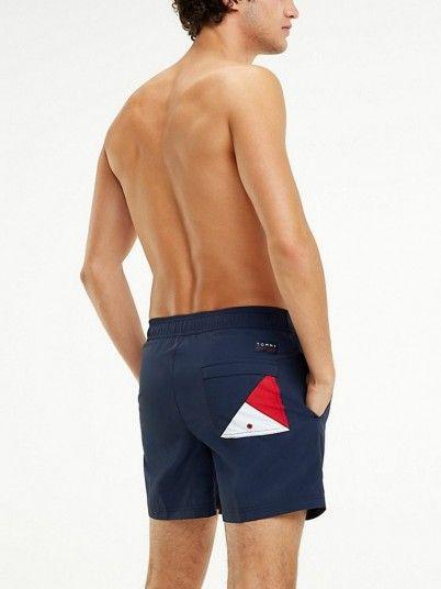 Pantalones cortos Hombre Azul Marino Tommy UM0UM01080