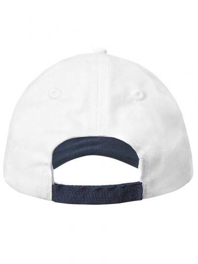 Sombrero Bebé Niño Blanco Mayoral 10538