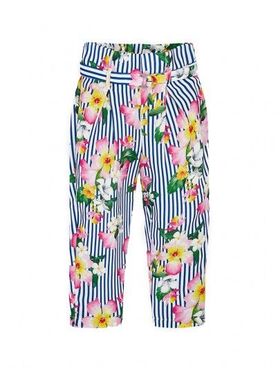 Trousers Girl Risca Blue Mayoral N193504