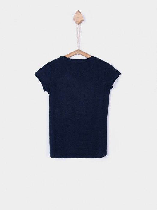 T-Shirt Menina Kyara Tiffosi