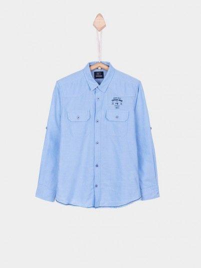 Camisa Menino Nelson Tiffosi