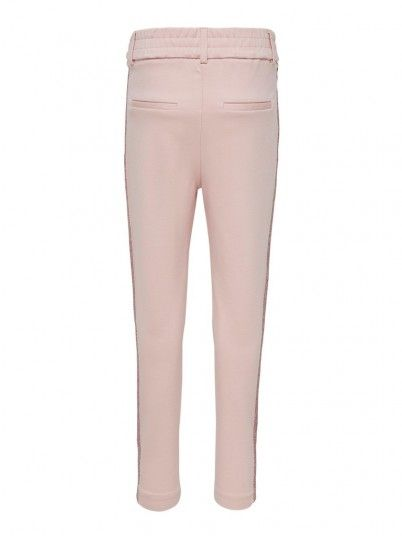 Trousers Girl Rose Only 15174611