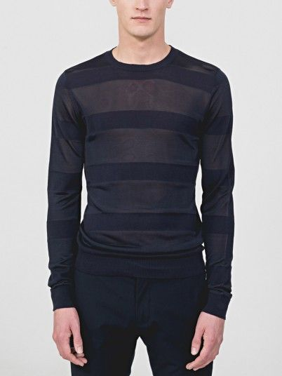 Sweatshirt Man Dark Blue Antony Morato