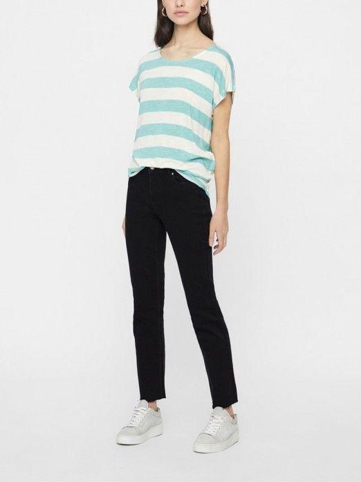 T-Shirt Mujer Agua Verde Vero moda 10190017