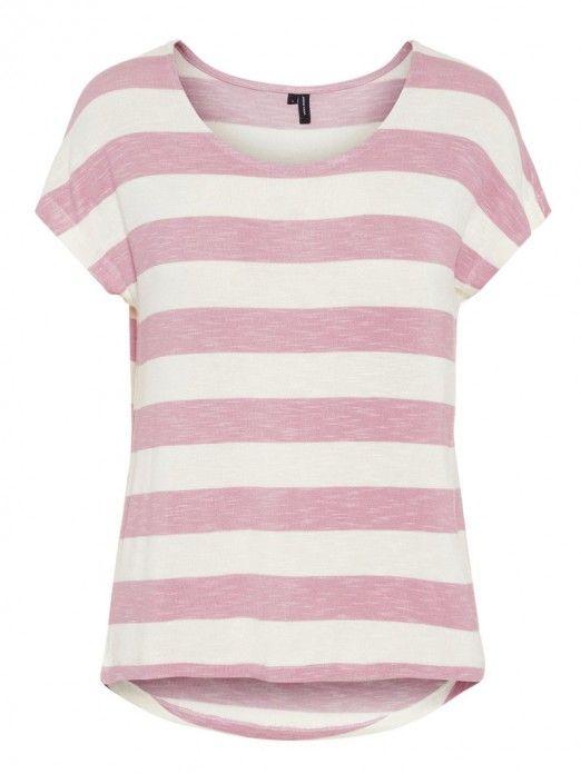 T-Shirt Mulher Wide Vero Moda