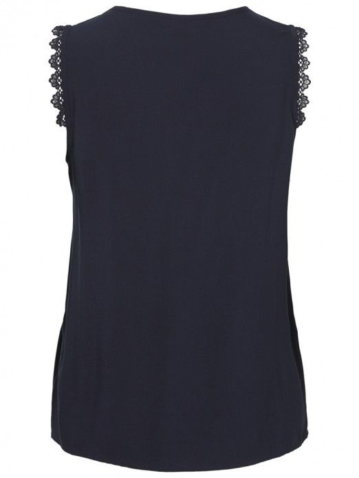 Top Women Dark Blue Vero moda 10194917