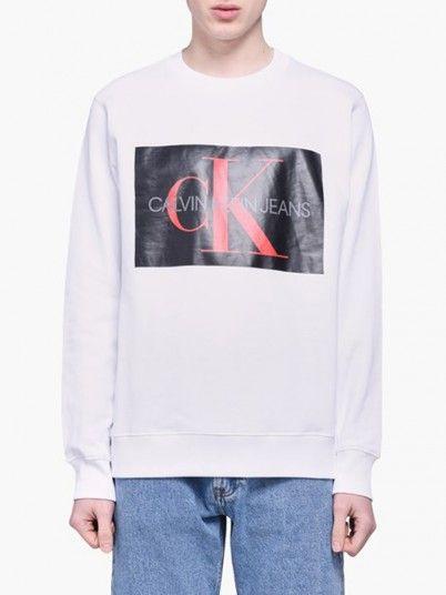 Sweatshirt Homem Regular Calvin Klein