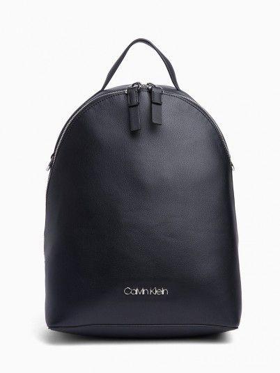 Mochila Mujer Negro Calvin Klein K60K605015