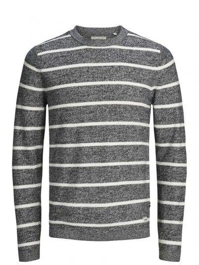 Knitwear Man Black Produkt