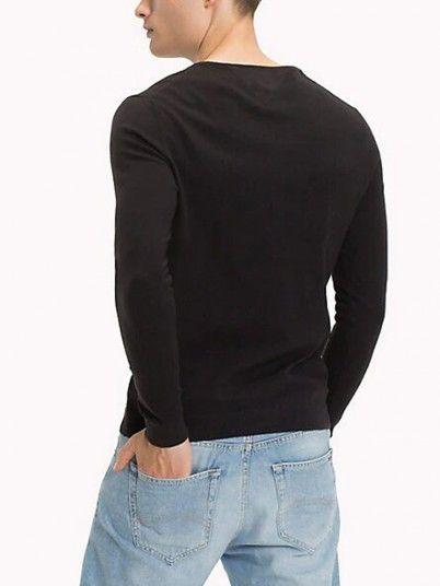 Knitwear Men Black Tommy DM0DM04402