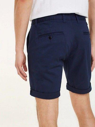 Pantaloncini Uomo Blu Navy Tommy Jeans