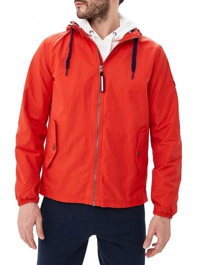 Jackets Men Red Tommy DM0DM05969