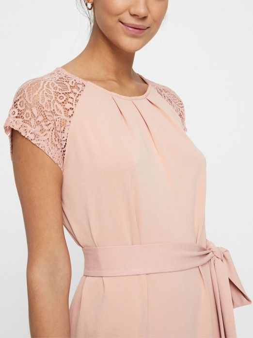 Vestidos Mujer Rosa Vero moda 10211610
