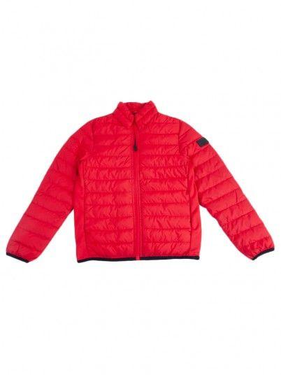 Chaqueta Niño Rojo Jack Jones 12149507