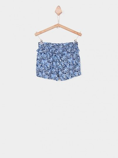 Shorts Girl Blue Tiffosi Kids 10026690