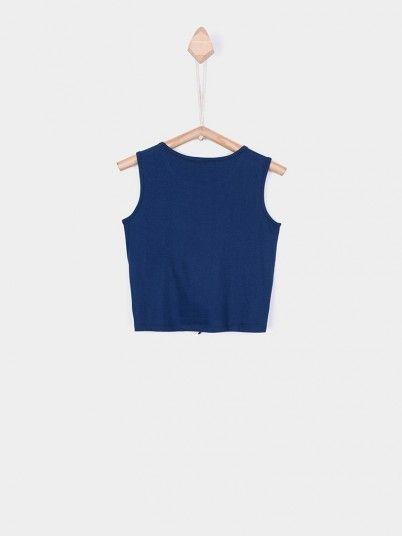 Top Girl Navy Blue Tiffosi Kids 10026782
