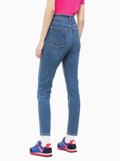 JEANS MULHER SKINNY CALVIN KLEIN