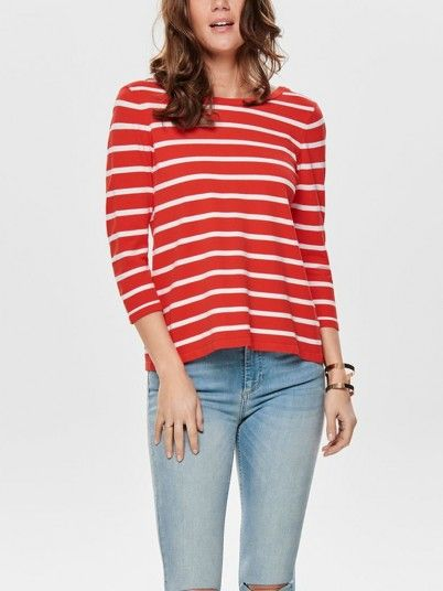 Knitwear Women Red Only 15170645