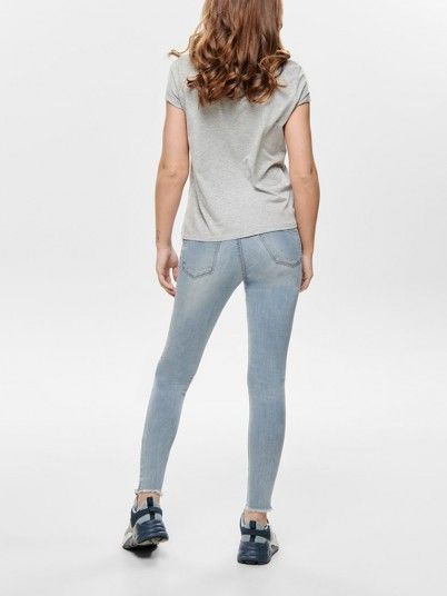 JEANS MULHER CARMEN ONLY